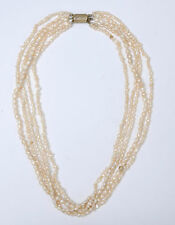 Vintage Natural Freshwater Pearls Necklace