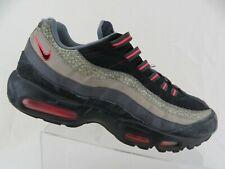 NIKE Air Max 95 Premium Safari Ash Sz 12 Men Running Shoes