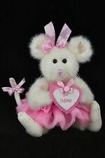 BEARINGTON ours 20.3cm Valentine's SOURIS ~ Betty B. MINE ~ 190090