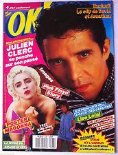 Ok ! âge tendre n°626; Julien Clerc/ Lise Loïal et L. Voulzy