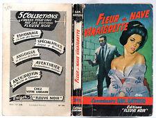 SAN-ANTONIO n°293 # FLEUR DE NAVE VINAIGRETTE # EO 1962