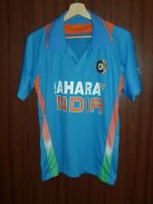 INDIA Cricket team SAHARA Shirt Jersey size S Maglia Camiseta