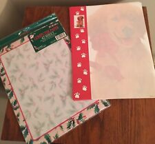 Christmas Computer Paper & Envelopes
