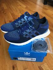 buy online 7f871 6fcf1 Adidas Originals EQT Support Ultra Boost Primeknit PK X SNS Mens Sz 7.5  Blue NEW