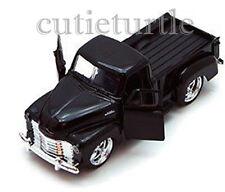 Jada Just Trucks 1953 Chevrolet Pickup Truck 1:32 Diecast Toy Car Black