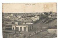 TUNISIE , BIZERTE , VUE GENERALE