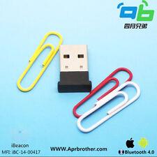 3 pcs Mini BLE April Beacon 305 USB powered with iBeacon & Eddystone tech