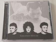 QUEEN GREATEST HITS III CD ALBUM OTTIMO SPED GRATIS SU + ACQUISTI