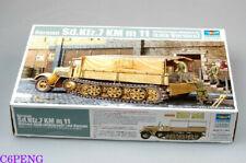 Trumpeter 01507 1/35 German Sdkfz 8T Late Version Brand