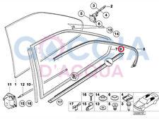 Genuine BMW E36 Coupe Rear Window Vent Gasket - Left 51368119963