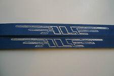 Vintage NOS Classic 80's ALE ITALIANA PEDALE Cinturini BLUE 4 IL VOSTRO colnago bianchi