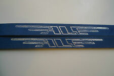 Vintage NOS Classic 80's ALE Italian Pedal Straps BLUE 4 your Colnago Bianchi