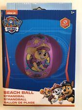 Paw Patrol Sky Wasserball Strandball Ca 40 cm Neu