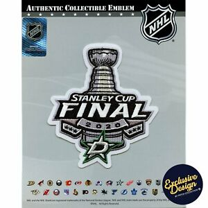 2020 Official NHL Stanley Cup Final Western Conference Patch Dallas Stars