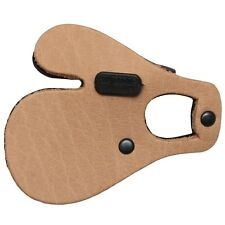 BEARPAW Archery Leather Tab with Separator, RH LARGE