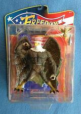 FREEDOM THE AMERICAN EAGLE MEZCO 9/11 COMMEMORATIVE FIGURE