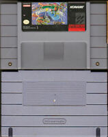 Teenage Mutant Ninja Turtles IV: Turtles in Time - SNES -Tested- Cartridge Only