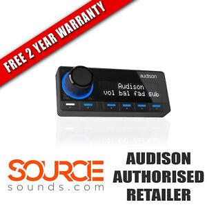 Audison DRCMP BIT Digital Remote Control - FREE 2 YEAR WARRANTY