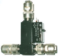 Coaxial Relay/Switch REW-14 (rev14) 12VDc Coil (Rare)  Lot of 2pcs plus 6 conn