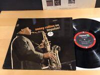 SONNY ROLLINS On Impulse! IMPULSE AS-91 Stereo VAN GELDER