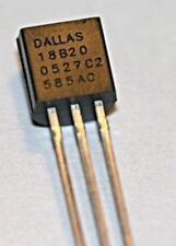 6x DS18B20 Digitaler 1-Wire Temperatur-Sensor TO-92