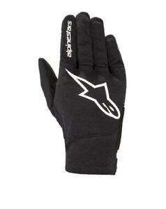 Alpinestars Reef Mens Textile Motorcycle Gloves Black