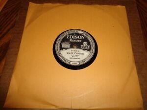 EDISON Record/Ray Perkins/Harry Osborne/Piano Solos/E!!!
