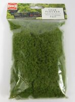 BNIB BUSCH 7331 SPRING GREEN FLOCK CLUMP TURF SCATTER MODEL RAILWAY SCENERY OO N