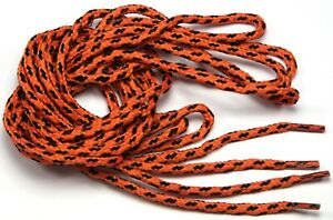 Hiking Boot Laces Walking Boots Laces Safety Shoes Round Bootlaces 120/150CM