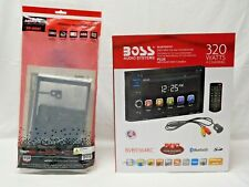 Boss Audio Systems BVB9364RC Bluetooth DVD/MP3/CD AM/FM Receiver CAR AUDIO NICE