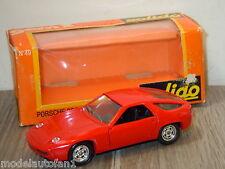 Porsche 928 Coupe van Solido 49 France in Box 1:43 *18644