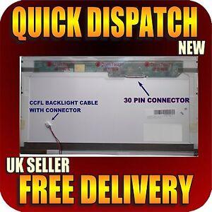 "Replacement For HP Pavilion G61-410SA Series 15.6"" CCFL WXGA Laptop Screen"