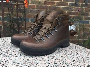 SCARPA - Ranger GTX - Brown Leather - Gore Tex - Walking - Boots  - UK 9