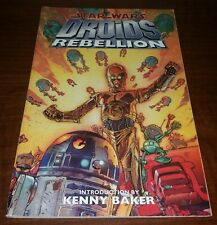 Star Wars Droids: Rebellion, Trade Paperback (TPB) Graphic Novel