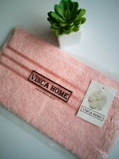 Face Washer - 550 GSM - %100 Luxury Turkish Cotton - Satin Stripes