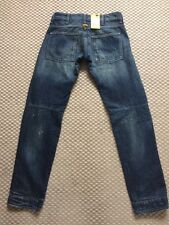"""G-Star Raw 5620 3D LOW TAPERED Men's Blue Jeans, Size W27"""", L32"""", £105"""