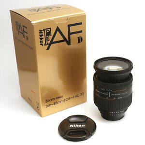 Nikon Zoom Nikkor AF 24-85mm F/2.8-4 D (IF) #519726 / defekt, siehe Beschreibung