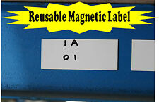 Reusable Magnetic Racking Label Pack of 30 only $27 .   $0.90 Each