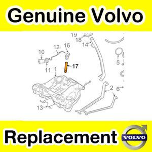 Genuine Volvo S80, V70, S60, XC70 (-08) Fuel Tank Filler Pipe