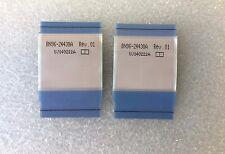 SAMSUNG UN32EH5300F T-Con Board LVDS Ribbon Cables BN96-24430A