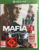 Xbox One Spiel Mafia 3 III D1 Version inkl. Familien-Rabatt  DLC NEUWARE