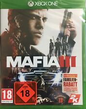 Xbox one jeu mafia 3 III d1 version incl. familles-remise DLC article neuf