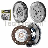 ECOCLUTCH 3 PART CLUTCH KIT AND LUK DMF FOR VW GOLF ESTATE 1.6 TDI