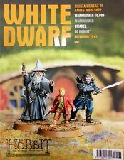 White Dwarf Mensile Dicembre 2012 Games Workshop [ITALIANO]