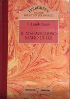 Il Meraviglioso Mago Di Oz,L.Frank Baum  ,Mondadori-Deagostini ,1989