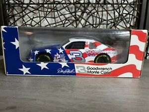 NEW Revell Dale Earnhardt Sr 3 GM Goodwrench Olympic Games 1996 Monte Carlo 1/24