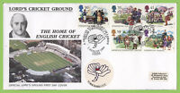 G.B. 1994 Summertime set on official S.P First Day Cover, Yorkshire CCC