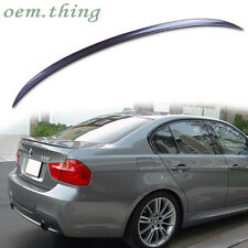 """SHIP OUT TODAY"" PAINTED BMW E90 3er 4D M3 TRUNK BOOT SPOILER WING 11 #A22"