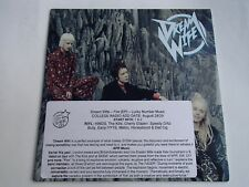 DREAM WIFE - FIRE / SOMEBODY - MEGA RARE 5 TRACK PROMO CD LUCKY110T(P)