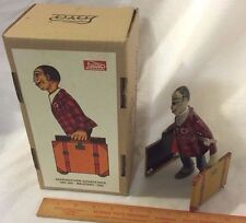 1932 Maletero Reproduction (Made in Spain) Wind Up Man with Trunk